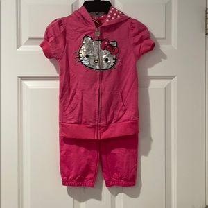 Hello Kitty Set Size 6 NEW